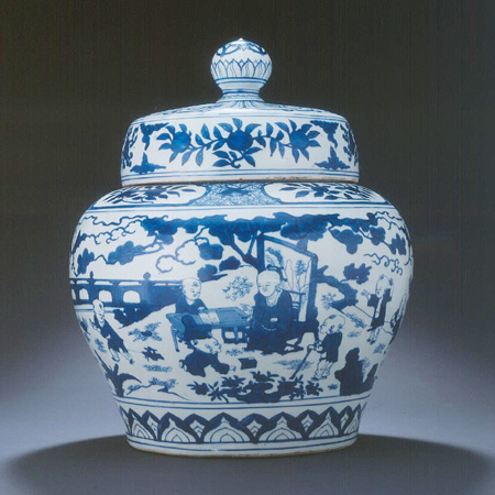 ming dynasty jar U.S. Art Fund Buys Ming Dynasty Jar for $3.9 mn