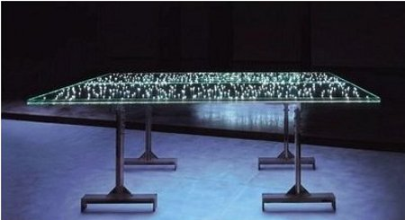 led table LED Table for $23,175: Isnt It Crazy?