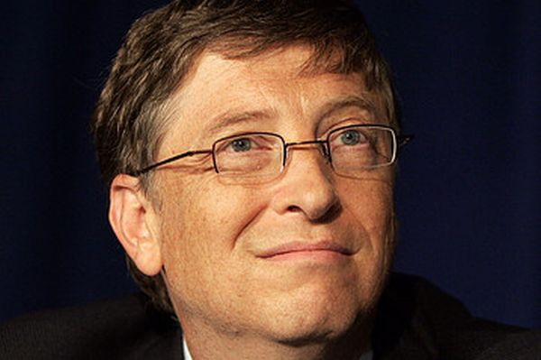 Bill Gates Richest American Bloomberg Hires Miller to Launch a Ranking of the World's Rich