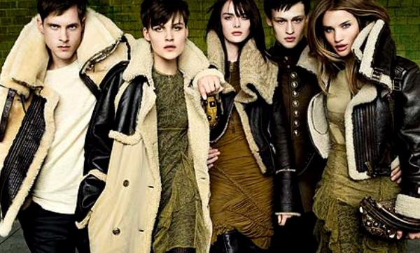 burberry Booming Chinese economy pushes up Burberry sales