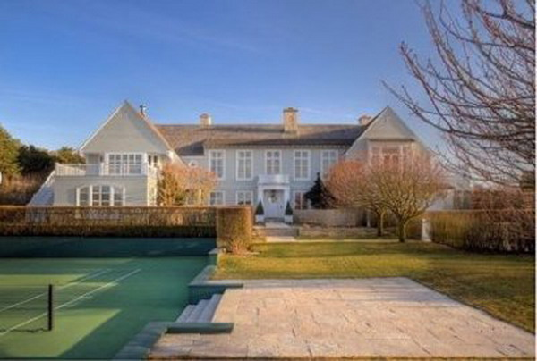 teddy forstmann home Late Billionaire Teddy Forstmanns Hamptons Luxury Home Is Up For Sale
