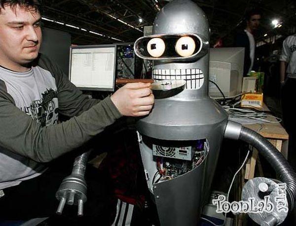 Bender Casemod