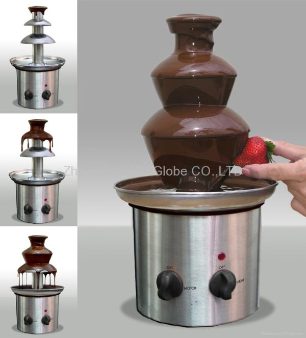 Yummy Yummy, Home chocolate Fountain!!!