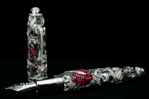 The most expensive pen till date, just for $730,000