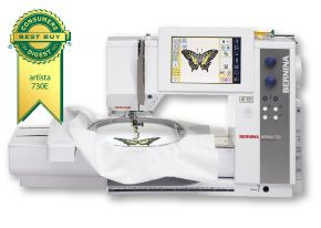 Windows powered Sewing Machine for $8,199