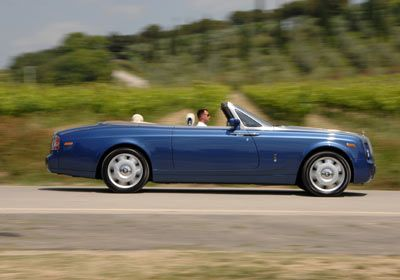 Rolls-Royce's Drophead Coupe