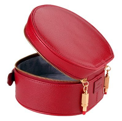 Lulu Guinness's bag accommodates vanity