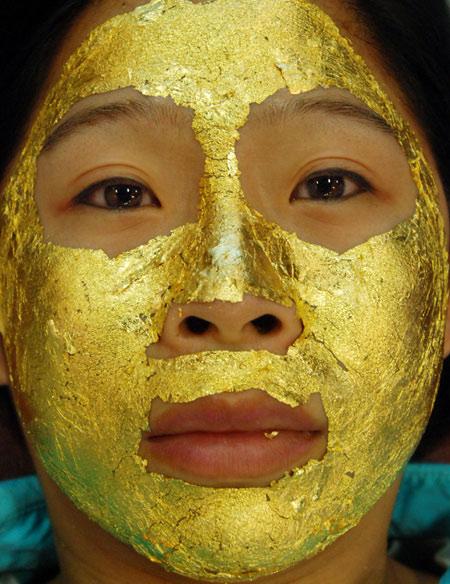gold facial Gold Facial
