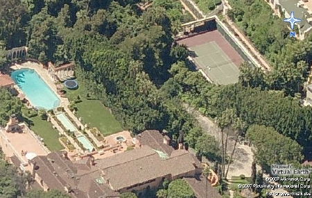 Auction of most expensive house in the US