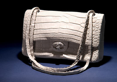 "Chanel ""Diamond Forever"" Classic Bag"