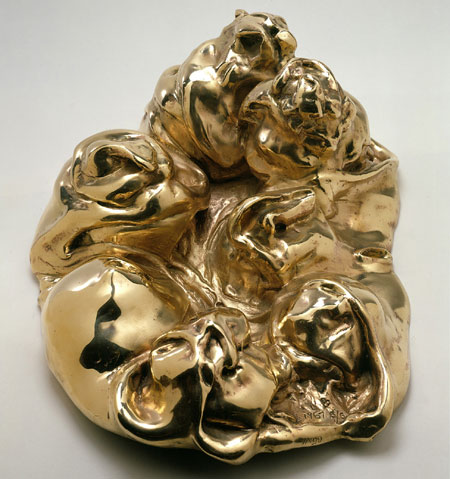 """Circa 70: Lynda Benglis and Louise Bourgeois'-Elite Sculptures"