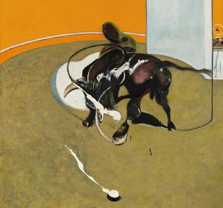 Francis Bacon's Bullfight
