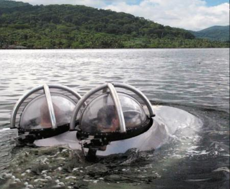 Twin Seater Submarine