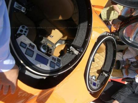 Twin Seater Submarine