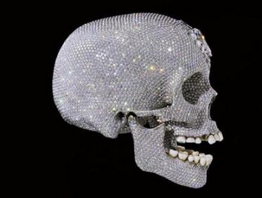 Damien Hirst inked $100mn deal for Diamond Skull