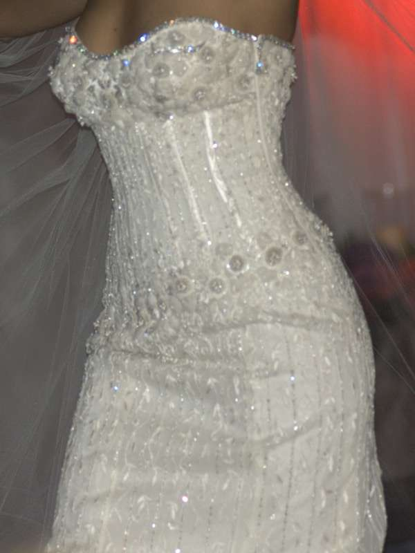 luxurious wedding dresses