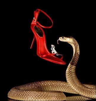 Cobra Shields $120,000 Sandals