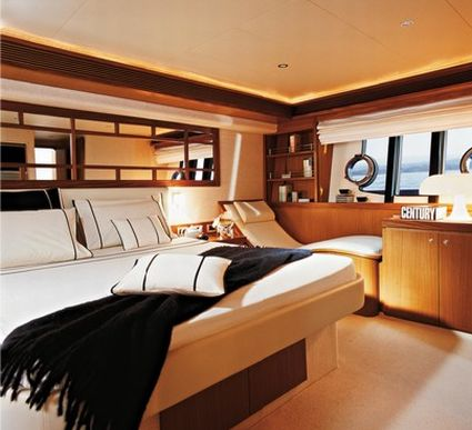 Sea-Sickness! Ride in Ferretti 630 Opulent Yacht