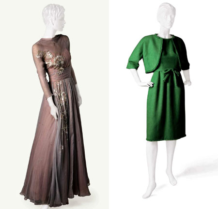 Princess Grace Kelly's Gowns, Jewelry, Photos at Sotheby's