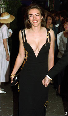 Liz Hurley's Versace Dress on Sale