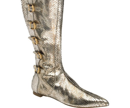 Luxurious Boots by Oscar de la Renta