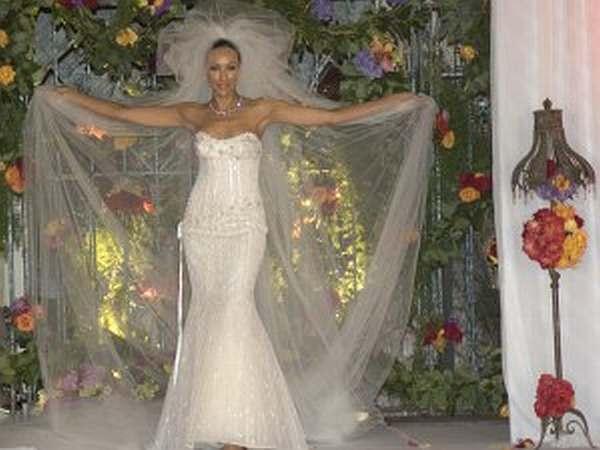 150 Carat Diamond Wedding Dress @$12 mn