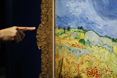 Van Gogh's The Fields