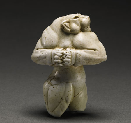 """The Guennol Lioness"" Ancient Statue at Sotheby's Auction: $18 mn"