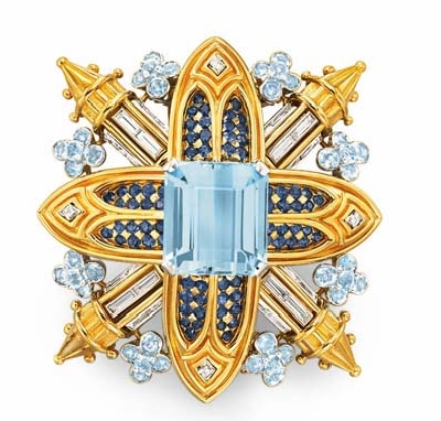 Tiffany & Company Tiffanymaltesecross