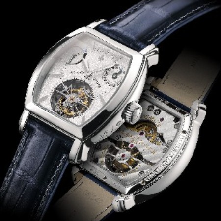 Platinum Watch Augments 'Only Watch 07' Auction, Raises $3.8 mn