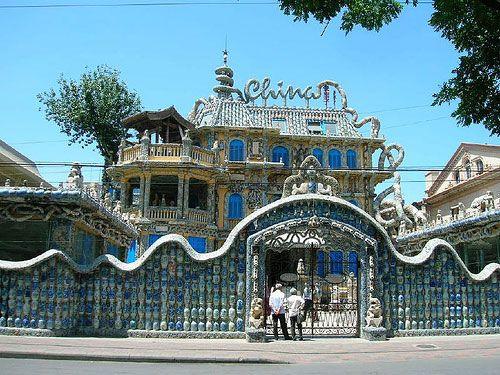 Zhang Lianzhi's Elite Ceramic House @ $65 million