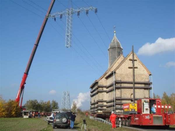 750-year-old Church