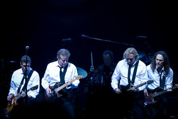 The Eagles: Most expensive Private Music Performances