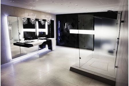 A Dream Bath with Swarovski Dazzling Daydream