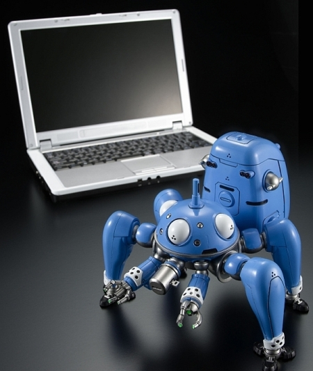 Bandai Unveils Tachikoma Robot