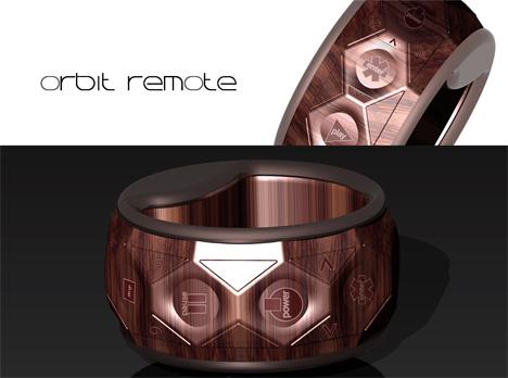 Remote Control Bracelet