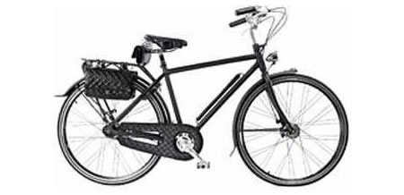 $12,000 Green Bicycle by Chanel