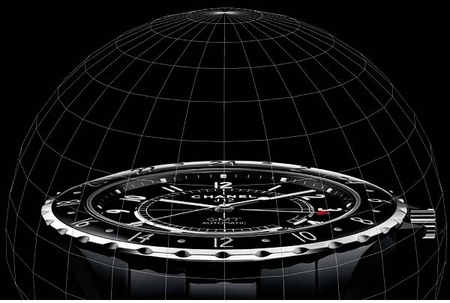 For Time Conscious Globetrotters: Chanel J12 GMT