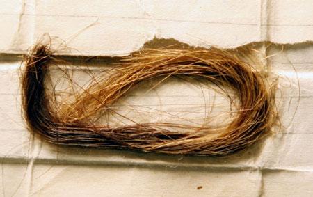 """""""Che's"""" hair"""