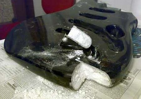 Electric Guitar for $3,598,002….Ooops Its Cocaine