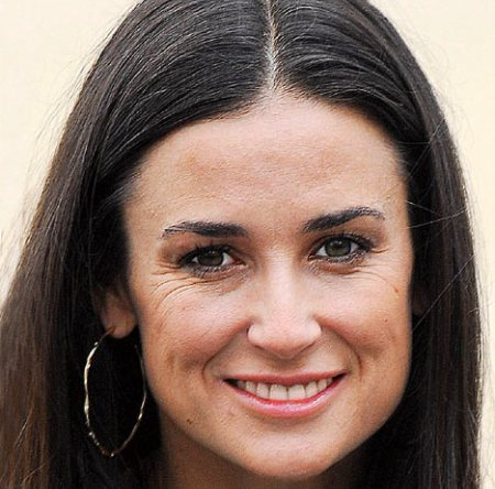 Demi Moore Lovely Smile Picture