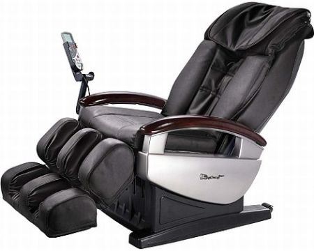 King Kong Eclipse D4000: MP3 Music Driven Massage Chair