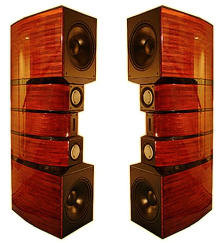 Evolution Acoustics' MMthree Speakers for $50,000