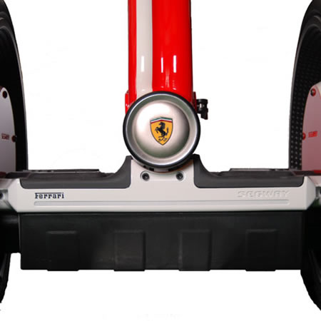 Segway PT i2 Ferrari Limited Edition Offers Unlimited Experience