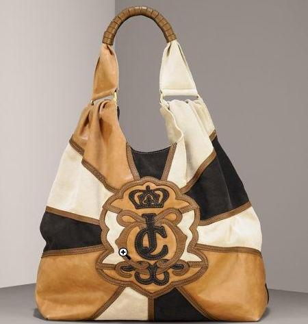 Georgie Patchwork Hobo from Juicy Couture