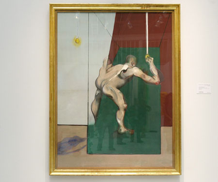 Francis Bacon's 'Study from the Human Body, Man Turning on the Light' Fetches £8mn