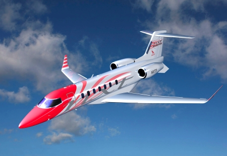 Bombardier's LearJet NXT to Hit Sky on October 2008