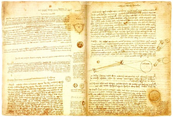 World's Most Expensive Book: $30.8 mn Codex Leicester