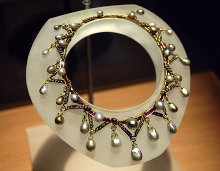 Historical Pearls Exhibited at National Museum of Natural History in Paris