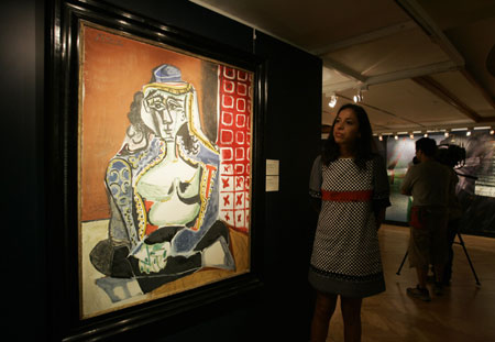 Three Pablo Picasso Creations to Fetch $90 mn at November Auction
